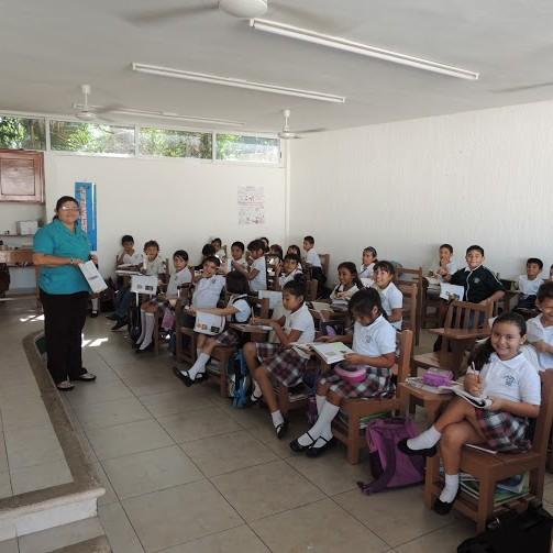 Colegio Kukulkan, Primaria y Secundaria (103)