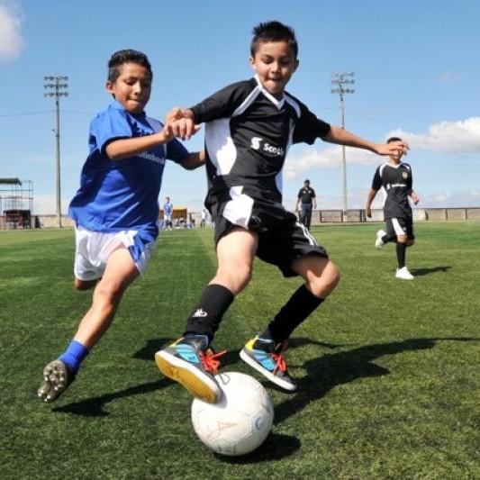 colegio kukulcan futbol